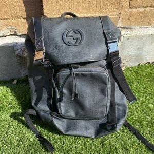 Gucci rucksack backpack bag